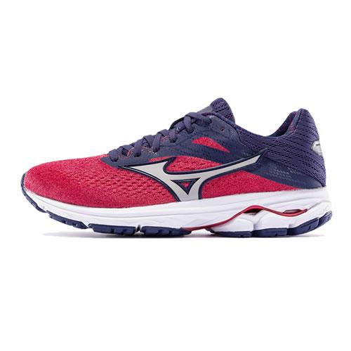 美津浓J1GD190303 WAVE RIDER 23女子慢跑鞋