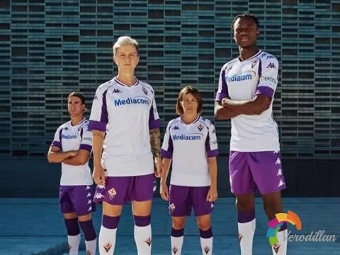 佛罗伦萨2020/21赛季主客场球衣正式发布
