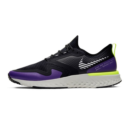 耐克BQ1671 ODYSSEY REACT 2 SHIELD男子跑步鞋