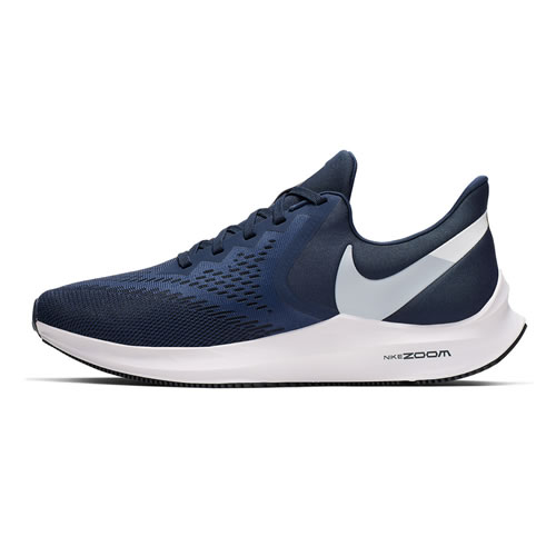 耐克AQ7497 ZOOM WINFLO 6男子跑步鞋