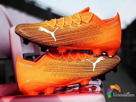 PUMA全新ULTRA足球鞋,拥有出色抓地力与爆发力