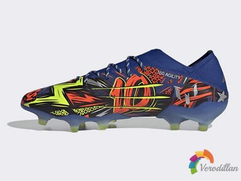 致敬梅西:阿迪达斯全新Messi Nemeziz 19.1足球鞋