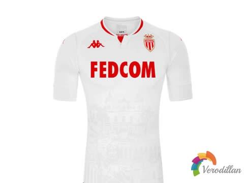 摩纳哥2020/21赛季第二客场球衣亮相友谊赛