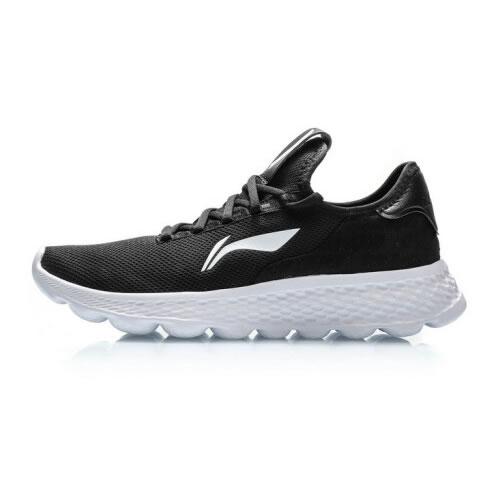 李宁AREQ003男子跑步鞋