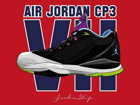 [鞋评专辑]Air Jordan CP3.VII测评专题