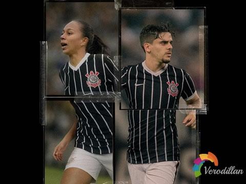 质感十足:科林蒂安2020/21赛季客场球衣