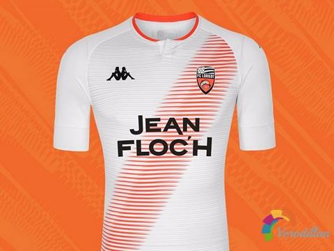 升班马洛里昂发布2020/21赛季主客场球衣