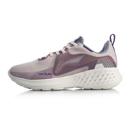李宁ARHQ026 Soft Element女子跑步鞋