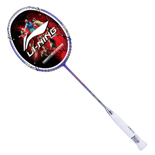 李宁FLAME N50 III(N50三代)羽毛球拍