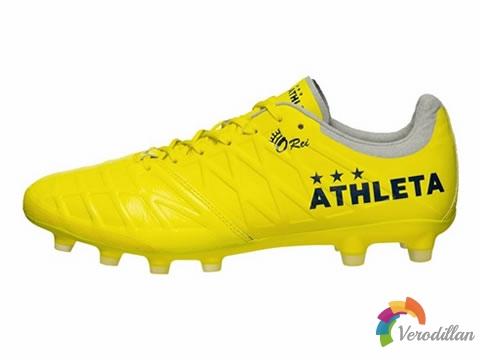 爆发力十足:新配色O-Rei Futebol T006足球鞋发布