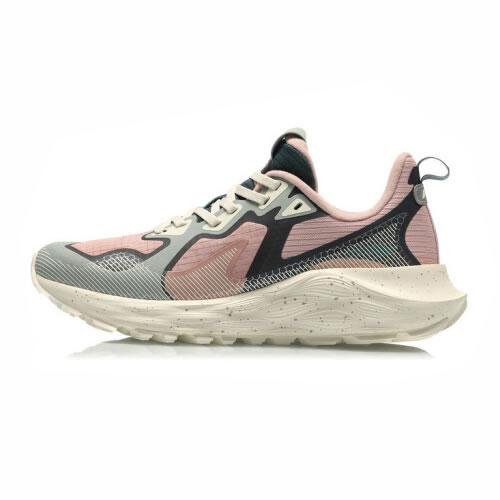 李宁ARHQ168女子跑步鞋