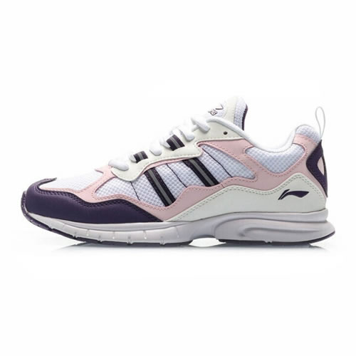 李宁ARBP064女子跑步鞋