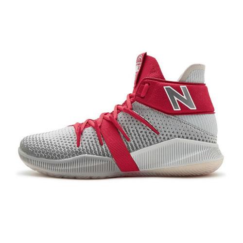 新百伦BBOMNXDG男子篮球鞋图1高清图片