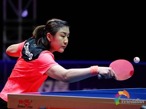 乒乓球直拍和横拍如何用长胶切球,有哪些注意事项