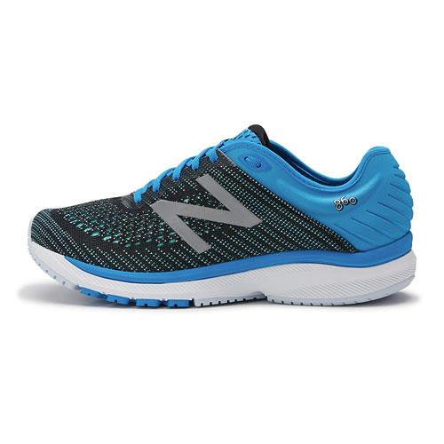 新百伦M860L10男子跑步鞋图1高清图片