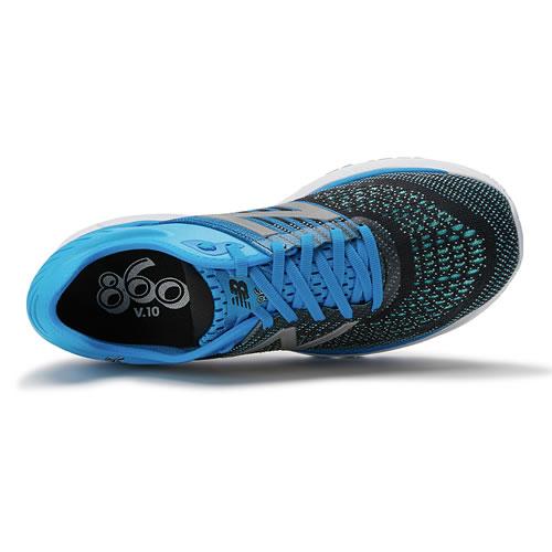新百伦M860L10男子跑步鞋图3高清图片