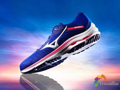 破风起跑:美津浓新一代WAVE RIDER 24跑鞋