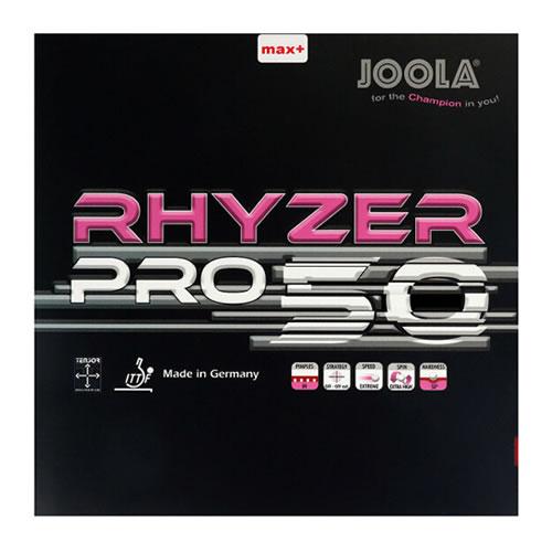 优拉RHYZER 50(雷霆50)乒乓球套胶高清图片