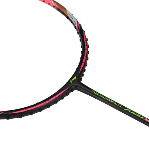 李宁Aeronaut 7000I(风动7000I)羽毛球拍图2高清图片