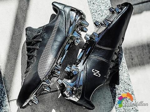 PUMA发布KING Platinum × Neymar个人专属签名战靴