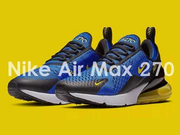 耐克Air Max 270运动鞋型号报价(最新版)