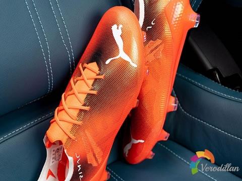 赛道疾速:PUMA × RIMAC ULTRA SL限量足球鞋