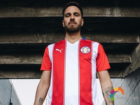 巴拉圭国家队2020/21年主客场球衣迎来官宣