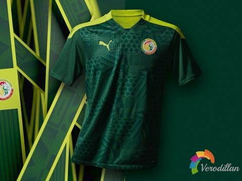 致敬传统手工工艺:塞内加尔国家队2020/21年主客场球衣