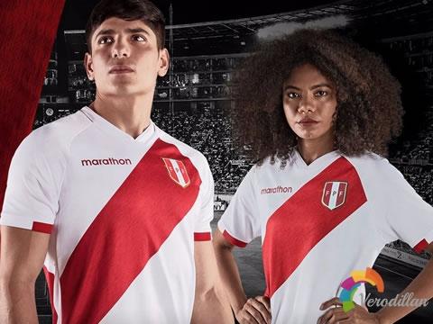 秘鲁国家队2020/21年主客场球衣亮相预选赛