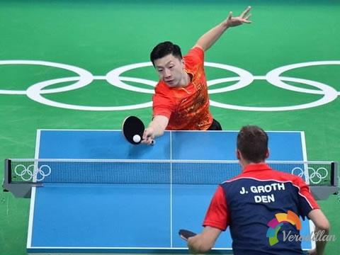 打乒乓如何做到平衡台内台外,近远收放自如