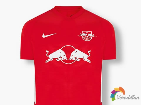 极简主义风格:RB莱比锡2020/21赛季第三客场球衣