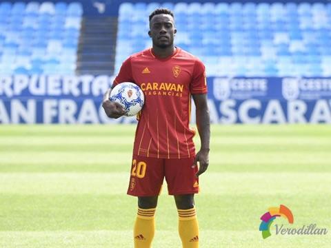 阿迪达斯发布萨拉戈萨2020/21赛季主客场球衣