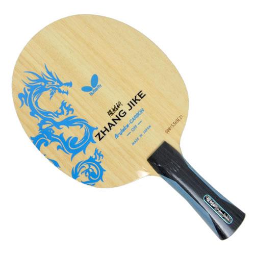 蝴蝶龙版张继科乒乓球底板