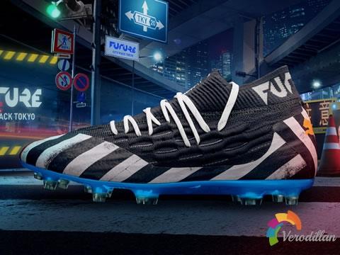 PUMA FUTURE 5.1 NETFIT TYO限量足球鞋,灵感源自涩谷