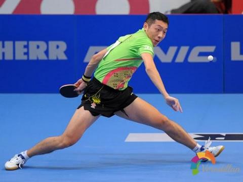 盘点业余乒球爱好者必学的3种基本步法