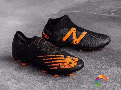 传统与现代结合:New Balance全新Leather Pack足球鞋套装