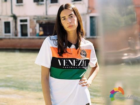[设计解码]威尼斯2020/21赛季客场球衣