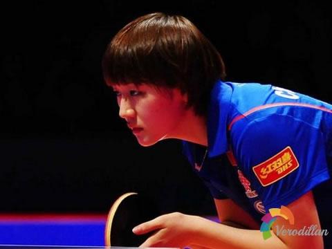 专业乒乓球选手接发球开始时为什么蹲得非常低