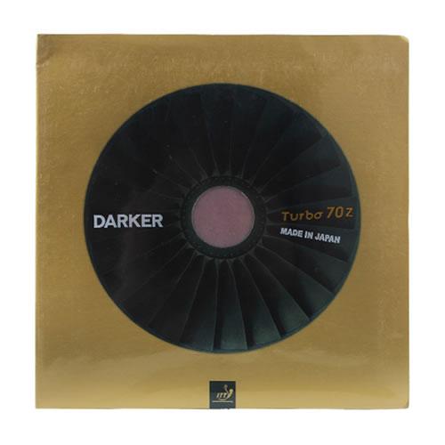 达克TURBO 70z(金涡轮)乒乓球套胶