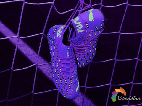 炫紫万圣:PUMA Fear Pack足球鞋套装