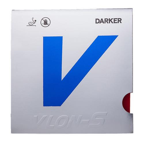 达克VLON-S(蓝v)乒乓球套胶