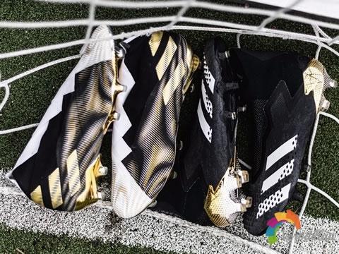 阿迪达斯Atmospheric Pack足球鞋套装,专为足坛新星打造