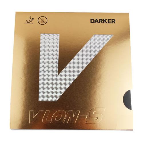 达克VLON-S(银v)乒乓球套胶