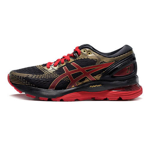 亚瑟士1012A235 GEL-NIMBUS 21女子跑步鞋