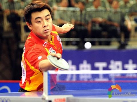业余乒乓球友如何练好搓推打法