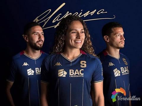 萨普里萨体育2020/21赛季第二客场球衣谍照曝光
