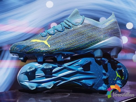 速度感十足:PUMA全新ULTRA 1.2 Speed of Light足球鞋