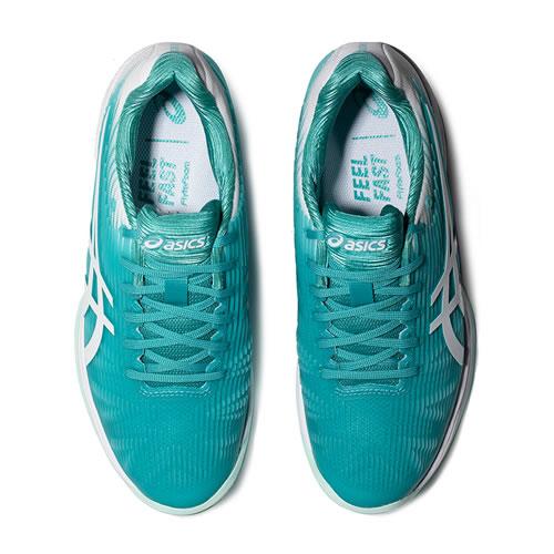 亚瑟士1042A002 SOLUTION SPEED FF女子网球鞋图3高清图片