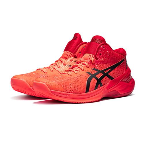 亚瑟士1051A056 SKY ELITE FF MT TOKYO男子排球鞋图5高清图片