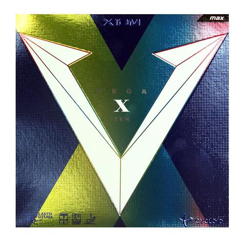 骄猛Vega X(唯佳X)乒乓球套胶